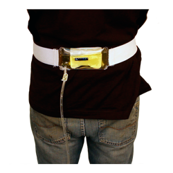 synthetic urine belt
